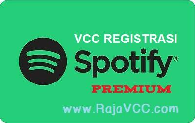 jual vcc spotify